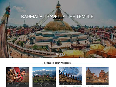 Karmapa Travels & Tours